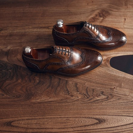 brogue-brown